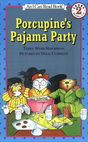 9780064441407: Porcupine's Pajama Party (I Can Read Level 2)