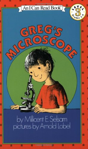 9780064441445: Greg's Microscope (I Can Read Books: Level 3)