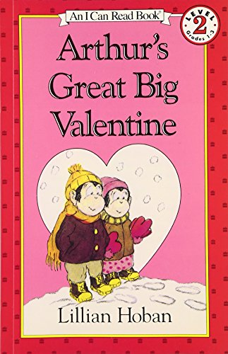 9780064441490: Arthur's Great Big Valentine (I Can Read Level 2)