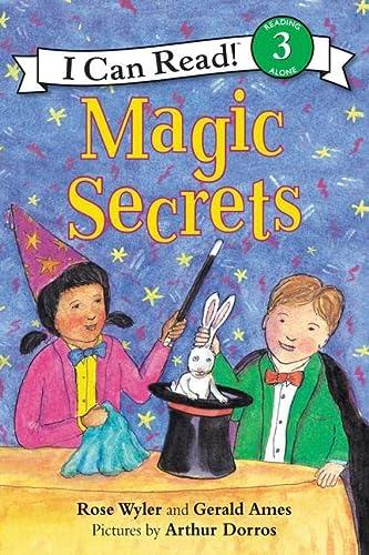 9780064441537: Magic Secrets (I Can Read!)