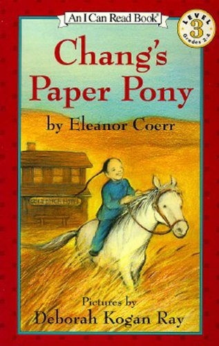 9780064441636: Changs Paper Pony (I Can Read Books: Level 3)