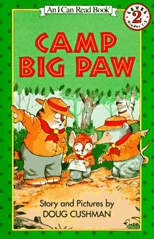 9780064441667: Camp Big Paw (I Can Read Books)