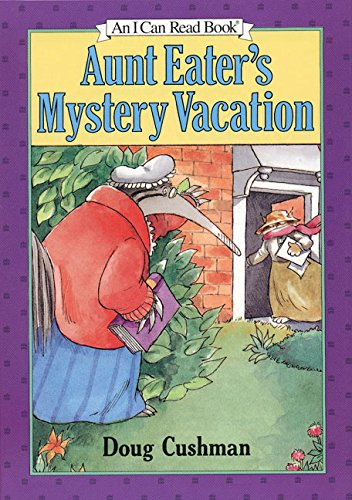 9780064441698: Aunt Eater's Mystery Vacation (I Can Read Level 2)