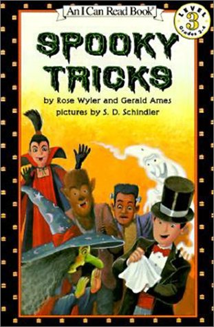 9780064441728: Spooky Tricks: An i Can Read Book, Level 3, Grade 2-4 (I Can Read Books)