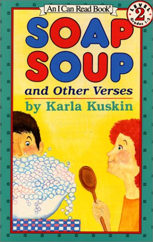 9780064441742: Soap Soup: and Other Verses (I Can Read Book 2)