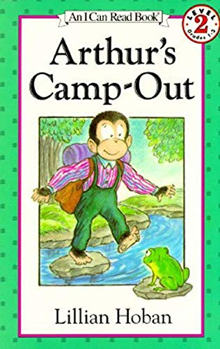 9780064441759: Arthur's Camp-Out (I Can Read Level 2)