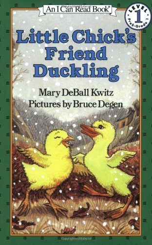 9780064441797: Little Chick's Friend Duckling (I Can Read Level 1)