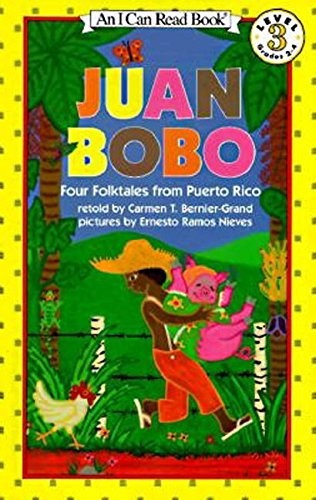 9780064441858: Juan Bobo: Four Folktales from Puerto Rico (I Can Read!)