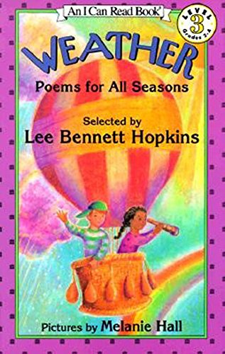 9780064441919: Weather: Poems for All Seasons (I Can Read Books: Level 3)