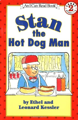 9780064441926: Stan the Hot Dog Man (I Can Read Book-Level 2)