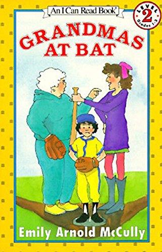 9780064441933: Grandmas at Bat (I Can Read Book 2)