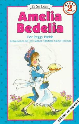 9780064442008: Amelia Bedelia (Ya Se Leer) (Spanish Edition)