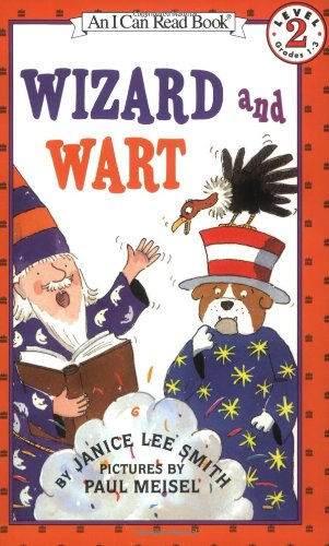 9780064442015: Wizard and Wart (I Can Read Book 2)