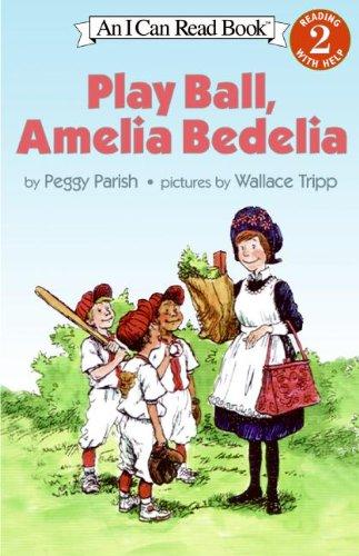 9780064442053: Play Ball, Amelia Bedelia (I Can Read Level 2)