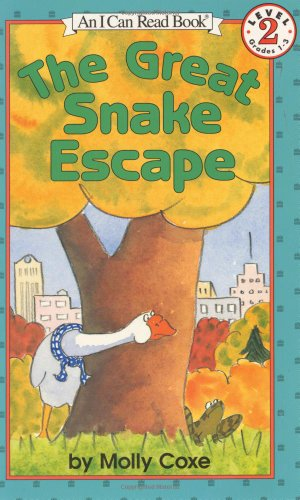 The Great Snake Escape (I Can Read Book 2): Coxe, Molly