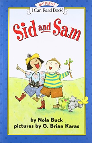 9780064442114: Sid and Sam (My First I Can Read - Level Pre1 (Quality))