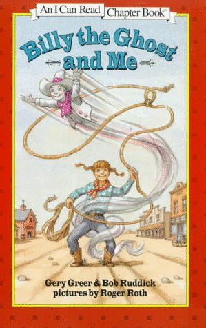 9780064442145: Billy the Ghost and Me (An I Can Read Chapter Book)