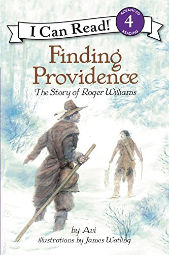 9780064442169: Finding Providence: The Story of Roger Williams (I Can Read Level 4)
