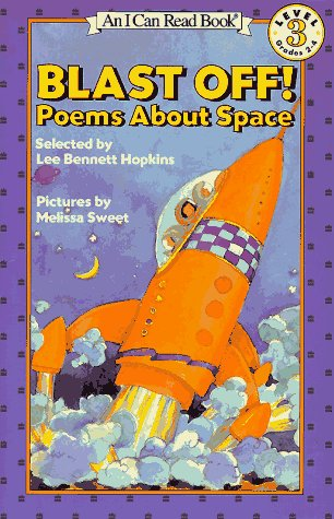 9780064442190: Blast Off: Poems About Space (I Can Read!)