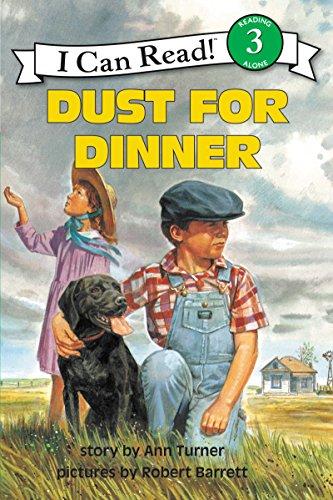 Dust for Dinner (I Can Read Book - Level 3): Turner, Ann