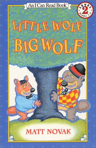 9780064442305: Little Wolf, Big Wolf (I Can Read - Level 2 (Quality))