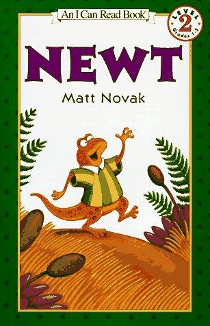 9780064442367: Newt (I Can Read Books (Harper Paperback))