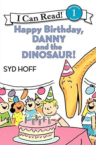 9780064442374: Happy Birthday, Danny and the Dinosaur!
