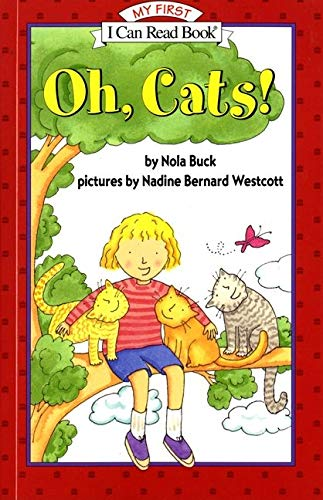 9780064442404: Oh, Cats! (My First I Can Read)