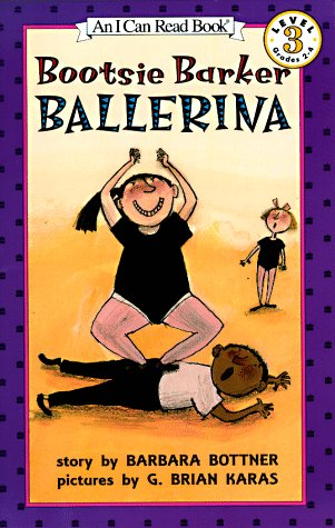 9780064442411: Bootsie Barker Ballerina (I Can Read Book 3)