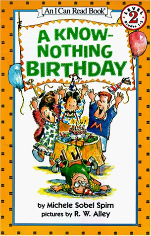 9780064442428: A Know-Nothing Birthday (I Can Read Book 2)