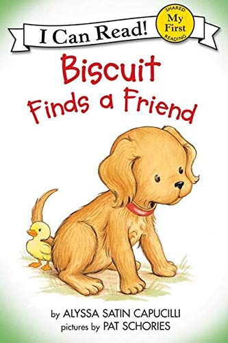 9780064442435: Biscuit Finds a Friend (My First I Can Read Books)