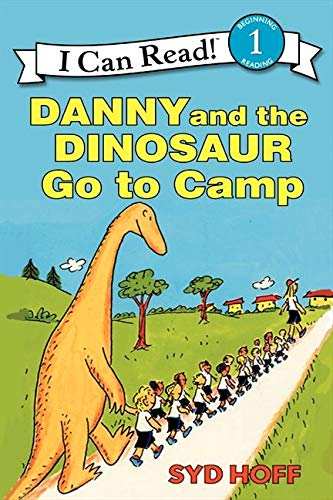 9780064442442: Danny and the Dinosaur Go to Camp