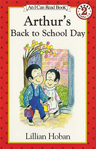 9780064442459: Arthur's Back to School Day