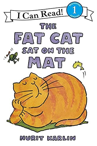 9780064442466: The Fat Cat Sat on the Mat (I Can Read Level 1)
