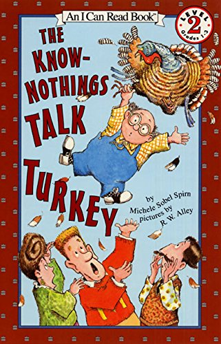 9780064442510: The Know-Nothings Talk Turkey (I Can Read Book 2)