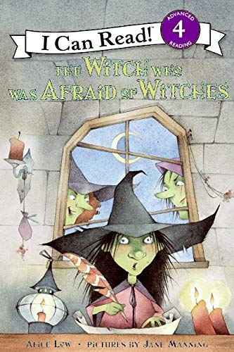 9780064442558: The Witch who was afraid of witches (I Can Read Chapter Books)