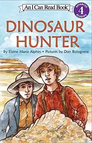 9780064442565: Dinosaur Hunter