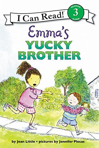 9780064442589: Emma's Yucky Brother (I Can Read Level 3)