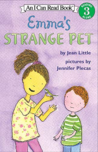 9780064442596: Emma's Strange Pet (I Can Read Level 3)
