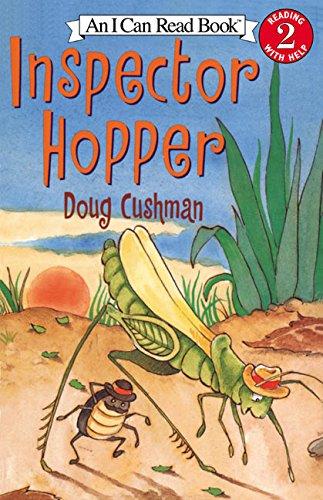 Inspector Hopper (I Can Read Level 2) (0064442608) by Doug Cushman