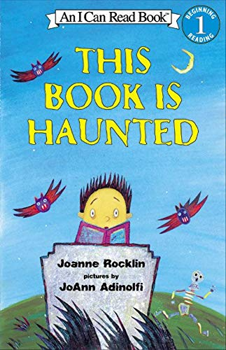 9780064442619: This Book Is Haunted (An I Can Read Book, Level 1)