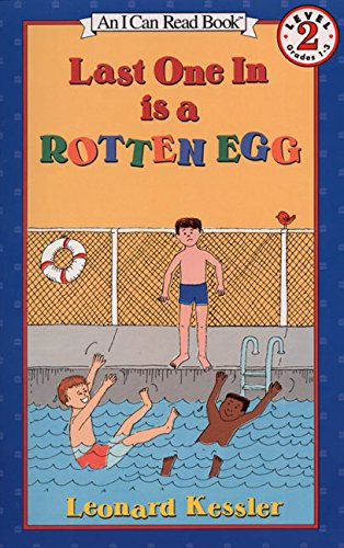 9780064442626: Last One in Is a Rotten Egg (I Can Read Book 2)