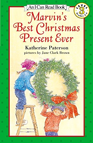 9780064442657: Marvin's Best Christmas Present Ever (I Can Read Book 3)