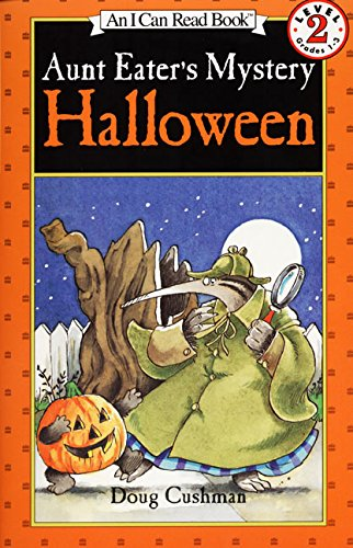 9780064442664: Aunt Eater's Mystery Halloween (I Can Read Level 2)