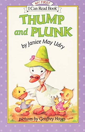 9780064442671: Thump and Plunk (My First I Can Read)