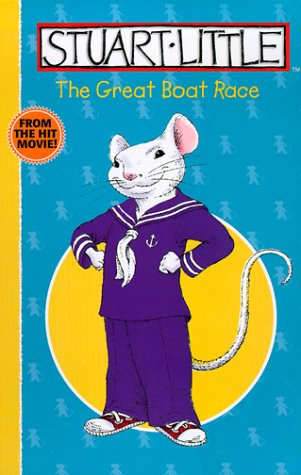 9780064442688: The Great Boat Race (Stuart-Little)
