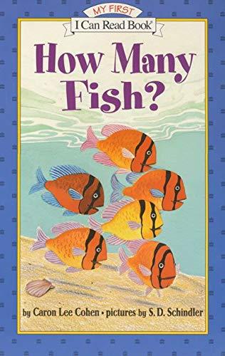 How Many Fish?: Cohen, Caron Lee