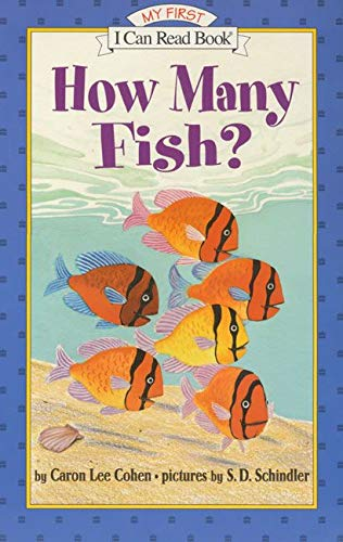 9780064442732: How Many Fish? (My First I Can Read Book)