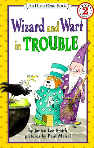 9780064442749: Wizard and Wart in Trouble (I Can Read Book 2)