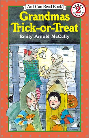 9780064442770: Grandmas Trick-or-Treat (I Can Read Book 2)